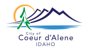 City of Coeur d'Alene