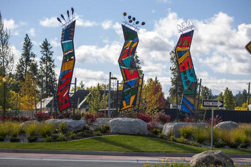 City Of Coeur D Alene Public Art Education Corridor
