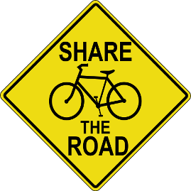 Share the Road small