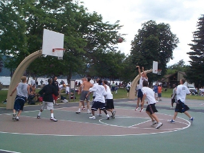 City Park Basketballsmall