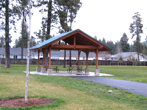 North Pines Picnic Shelter small