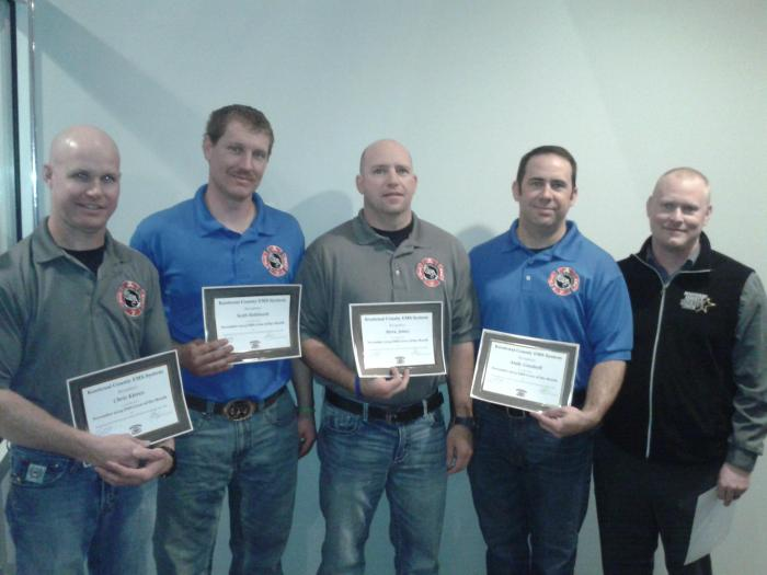 2014 EMS Crew of the Month