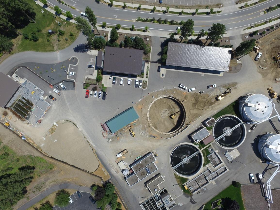 Sewage treatment unit hamworthy united