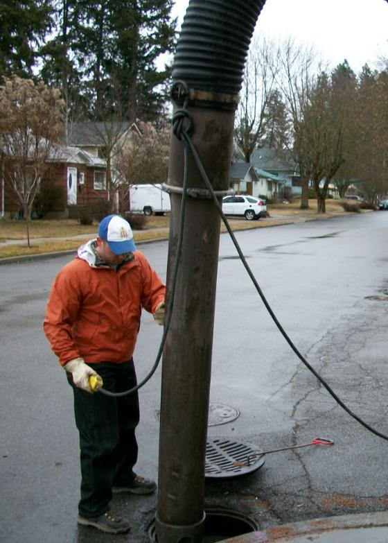 City Of Coeur D Alene Drainage Utility Projects And