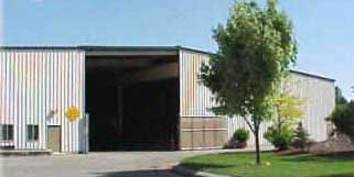 Main Composting Building