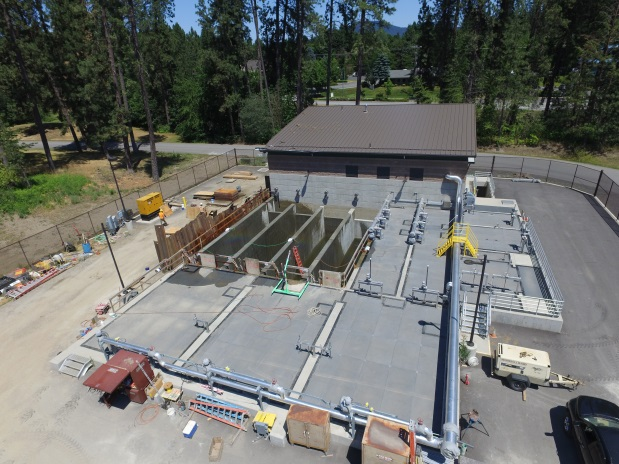 City of Coeur d'Alene - Advanced Wastewater Treatment